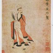 陶弘景画像