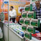 广西双蚁药业公司展位