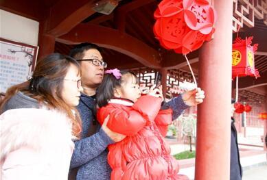 湖北武汉东湖梅花节在武汉市东湖风景区举行