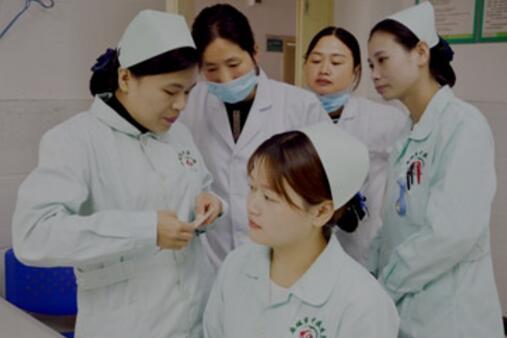 湖北省麻城市中医医院培训中医适宜技术